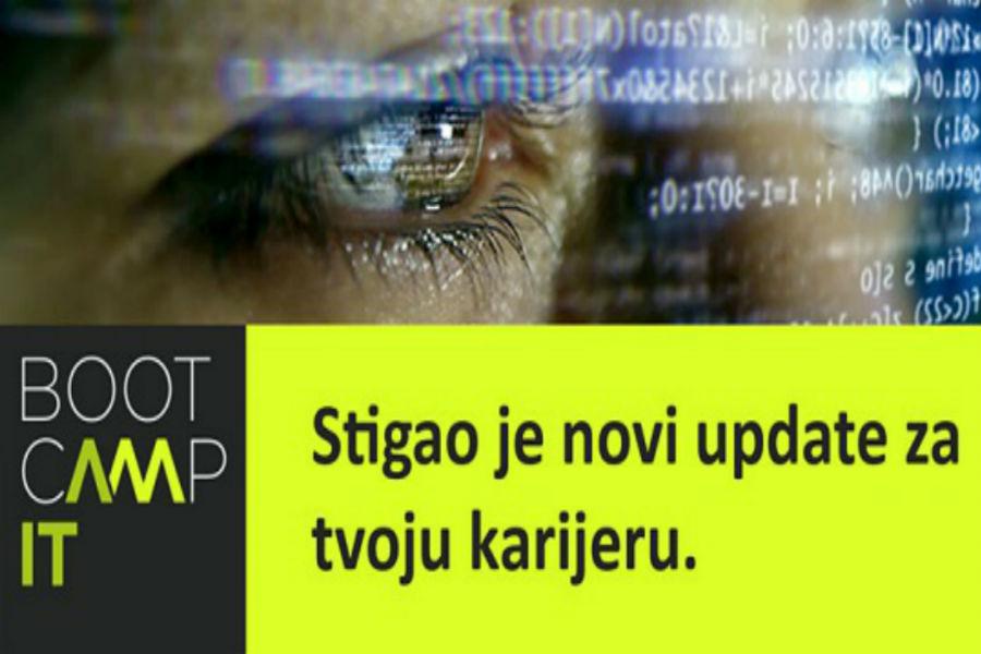 Osposobljavanja za Junior Developere Bootcamp IT, v2