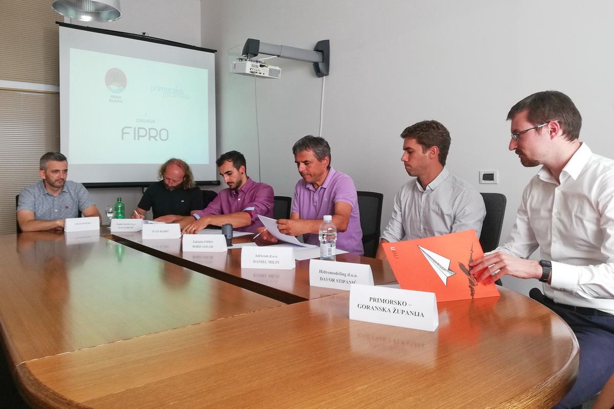 Zaklada FIPRO i PGŽ dodijelili Adricomu 134.800 kn